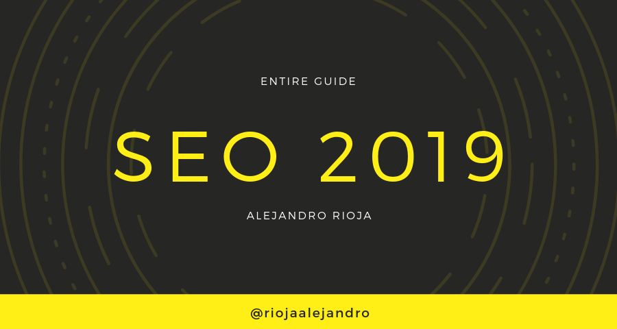how to do seo in 2019